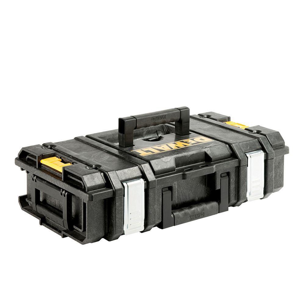 Dewalt Genuine Tough System Tool Box Hardware Depot